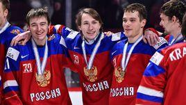 Молодежная сборная России - бронзовый призер чемпионата мира.