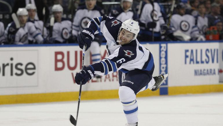 Александр БУРМИСТРОВ. Фото USA TODAY Sports