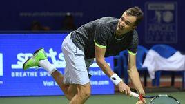 Медведев: первый финал на первом турнире года