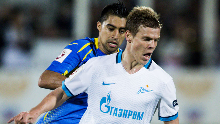 Кристиан Нобоа вполне может стать игроком «Зенита»