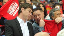 Егор ТИТОВ и Дмитрий АЛЕНИЧЕВ.