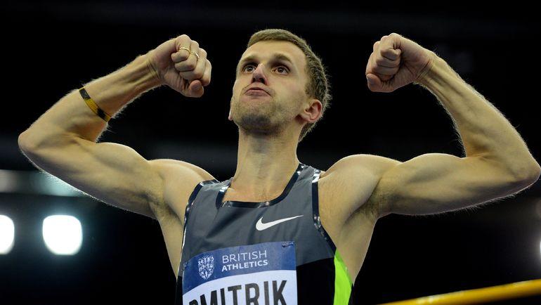 Алексей ДМИТРИК. Фото AFP