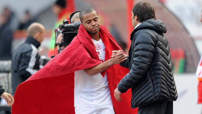 «Спартак» и«Атлетико Минейро» недоговорились отрансфере Кариоки в КНР