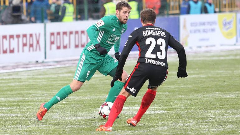 Кирилл и Дмитрий КОМБАРОВЫ. Фото Дмитрий ШУБА