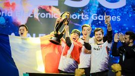 Французская Team EnVyUs выиграла WESG и 800 тысяч долларов