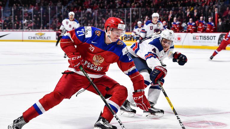 Денис ГУРЬЯНОВ. Фото REUTERS