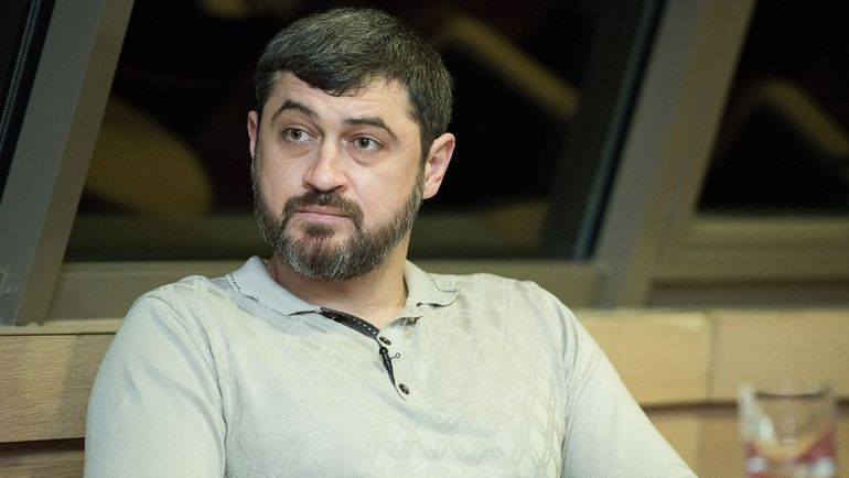 "Сергей ДАДУ. Фото ФК ""Арсенал"""