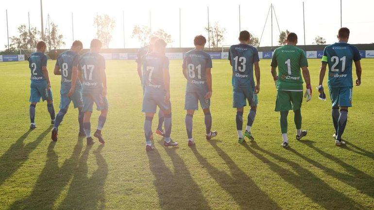 «Зенит» назвал состав наконтрольный матч с«Видеотоном»