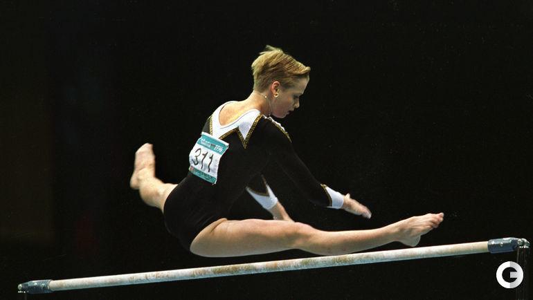 1999 год. Светлана ХОРКИНА. Фото Сергей КИВРИН