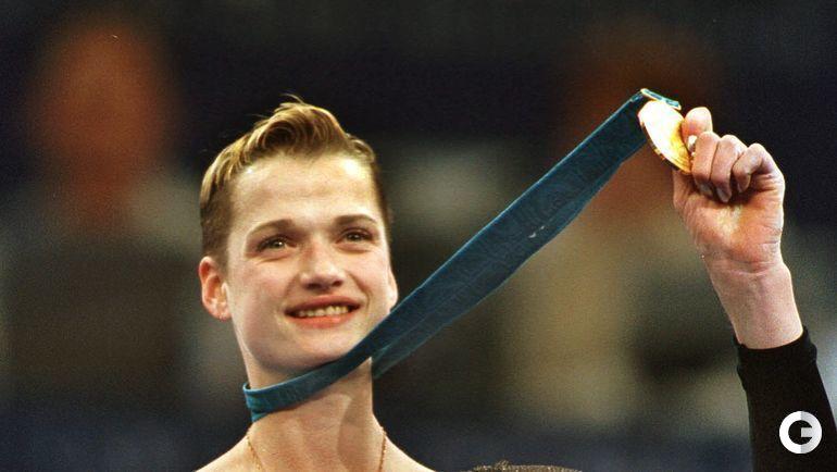 2000 год. Светлана ХОРКИНА. Фото Андрей ГОЛОВАНОВ