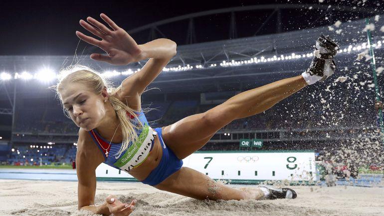 Дарья КЛИШИНА. Фото REUTERS