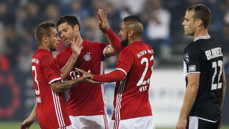 """Первый матч после зимней паузы """"Бавария"""" проведет во Фрайбурге. Фото AFP"""
