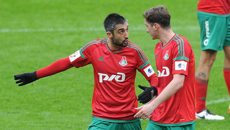 Агенты пытаются убедить Миранчука расторгнуть контракт с «Локомотивом»