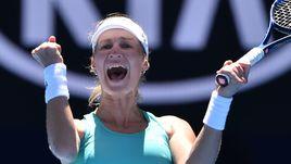 Макарова - в четвертом круге Australian Open