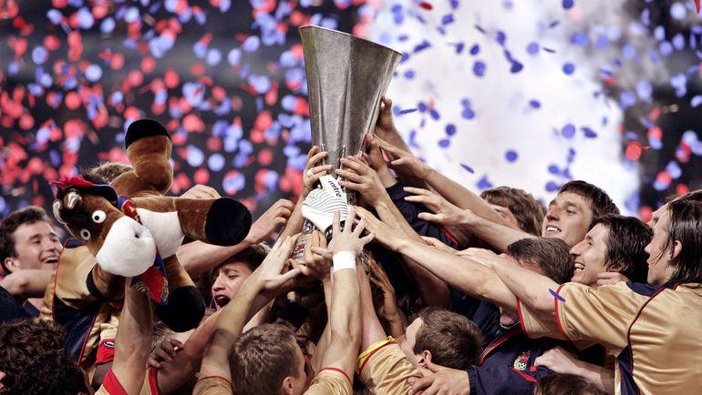 Клубы России в еврокубках 2018