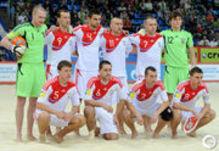 Сборная России выиграла Кубок Европы