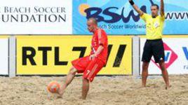Российские пляжники  проиграли Швейцарии в финале Евролиги