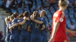 Россиянки проиграли Франции на старте Euro-2013