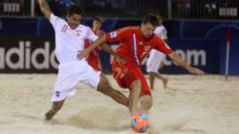 Российские пляжники - в финале чемпионата мира
