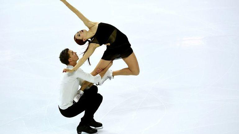 Екатерина БОБРОВА и Дмитрий СОЛОВЬЕВ. Фото REUTERS