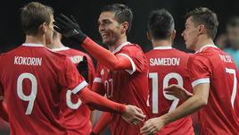 Сборная России - в Лиге наций: со второго дивизиона.