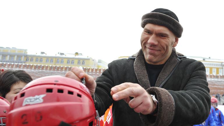 """Николай ВАЛУЕВ. Фото Александр ФЕДОРОВ, """"СЭ"""""""
