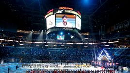 Овечкин, Тарасенко, Бобровский в лучших кадрах Матча звезд НХЛ