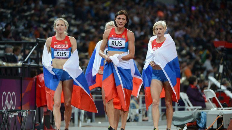 Сборную Российской Федерации лишили серебра ОИ-2012 вэстафете 4х400