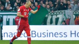 Роббен второй раз попал в команду недели FIFA