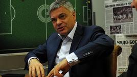 Президент Федерации гандбола России Сергей ШИШКАРЕВ.