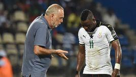 Авраам Грант снова остался без Кубка Африки