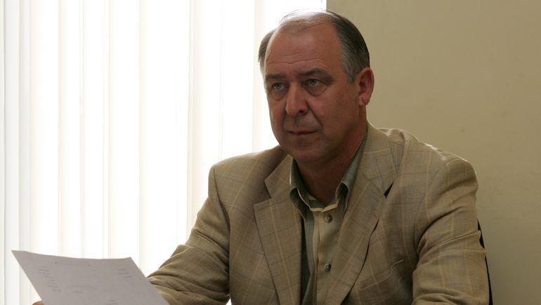 """Виктор БОНДАРЕНКО. Фото Алексей ИВАНОВ, """"СЭ"""""""