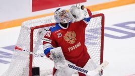 Шестеркину – 6,5 за матч с Финляндией