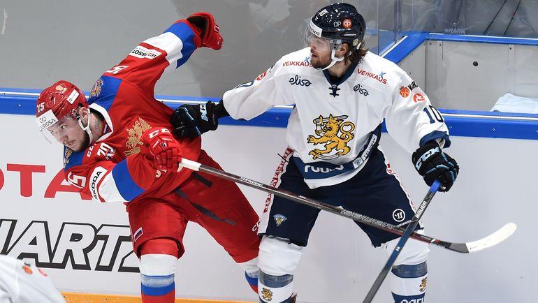 Нападающей хоккейной «Сибири» стал командиром сборной РФ