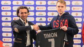 ЦСКА заключил контракт с действующим чемпионом России по киберфутболу