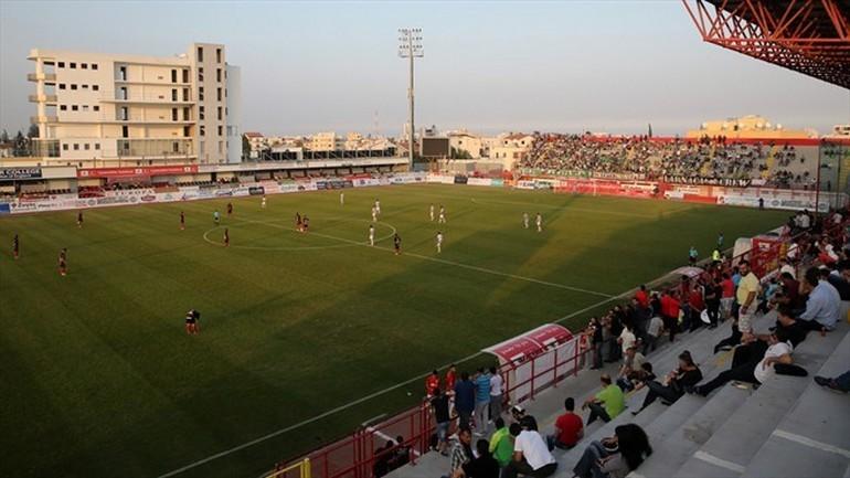 """Стадион """"Аммохостос"""". Фото УЕФА"""