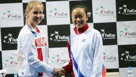 Сложный дебют Блинковой. Россия – Тайвань – 1:1