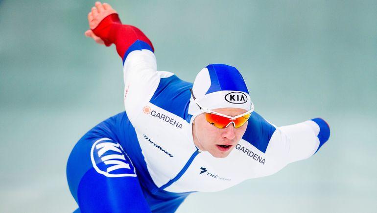Павел КУЛИЖНИКОВ не смог выступить на чемпионате мира. Фото AFP