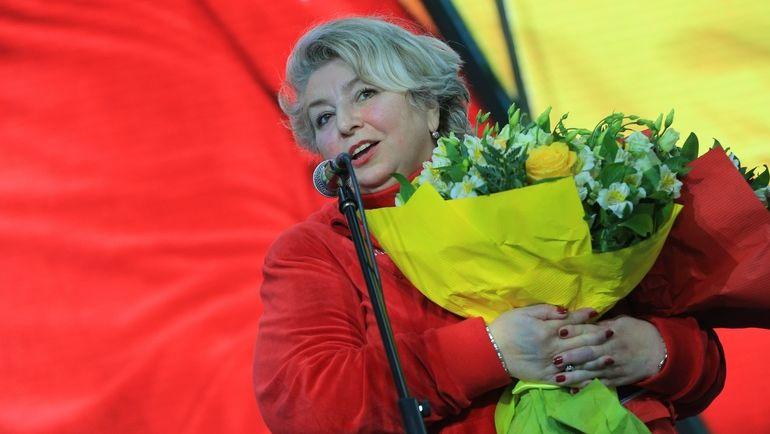 Татьяна ТАРАСОВА. Фото ТАСС
