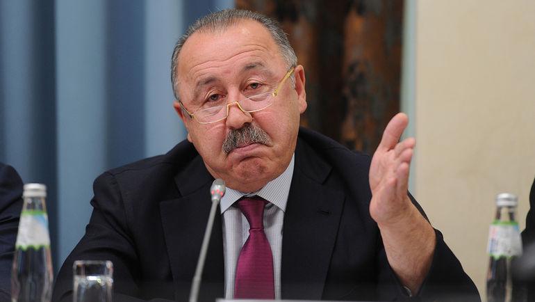 Газзаев: в Российской Федерации совершенная антидопинговая система