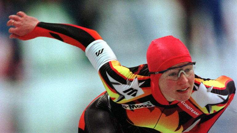 1997 год. Клаудиа ПЕХШТАЙН. Фото REUTERS