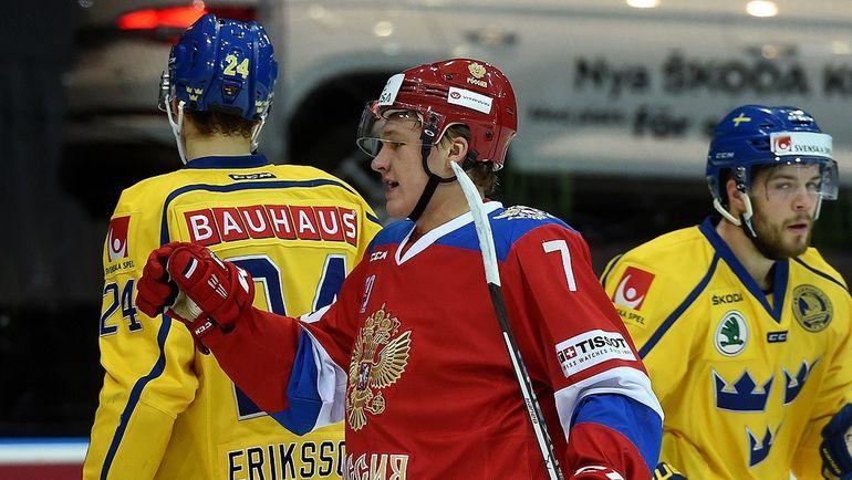 Кирилл КАПРИЗОВ. Фото fhr.ru