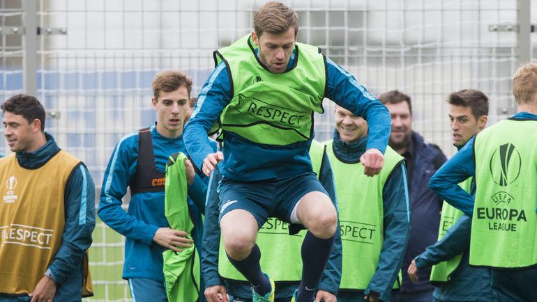 «Зенит» проиграл «Андерлехту» впервом матче 1/16 финала Лиги Европы
