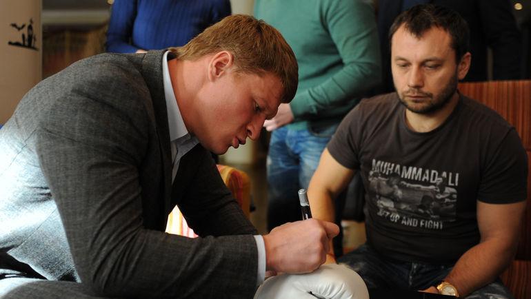 "Александр ПОВЕТКИН. Фото Никита УСПЕНСКИЙ, ""СЭ"""