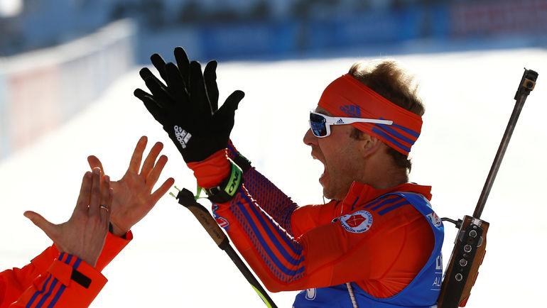 Саратовский биатлонист финишировал 72-м в особой гонке начемпионате мира