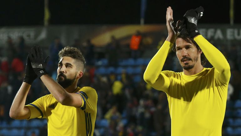 «Краснодар» обыграл «Фенербахче» вЛиге Европы сосчётом 1:0