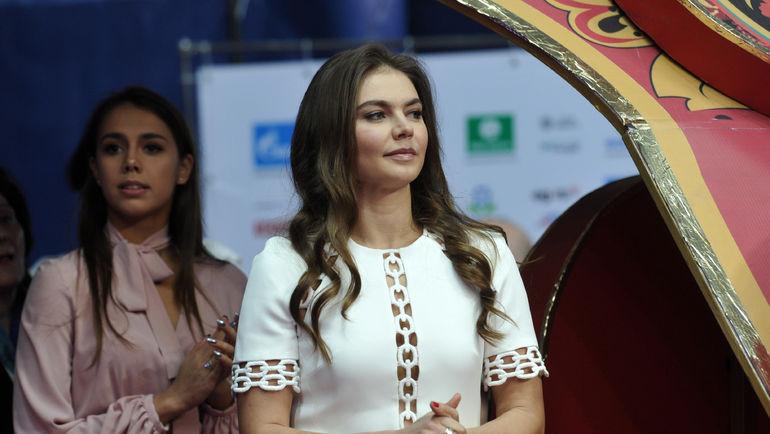 """Вчера. Москва. Алина КАБАЕВА. Фото """"СЭ"""""""