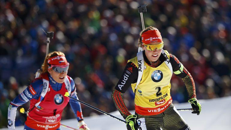 Дальмайер выиграла 5 золотых наград — РЕКОРД