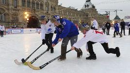 В течение двух дней на Красной площади царил не только яркий и незабываемый детский хоккейный праздник.