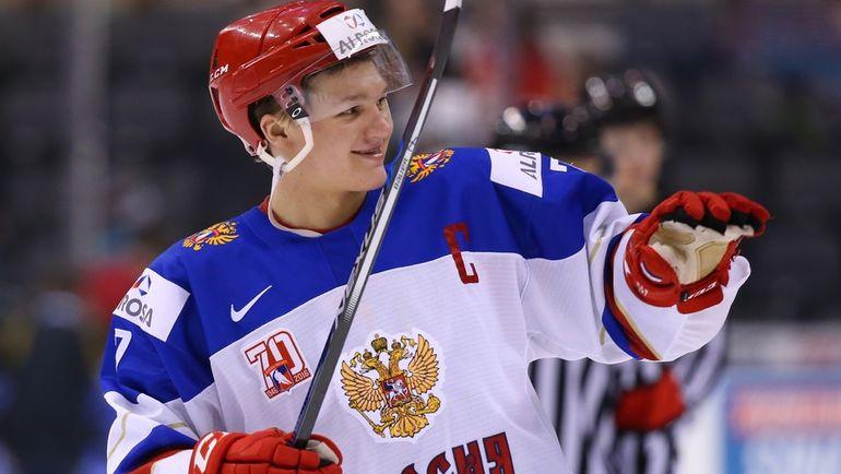 Кирилл КАПРИЗОВ. Фото photo.khl.ru